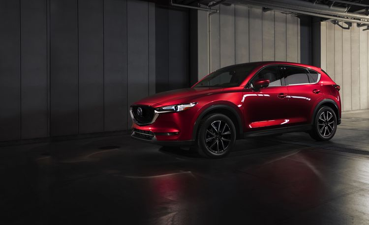 2018 Mazda CX-5 Updated with More Efficiency, More Standard Features