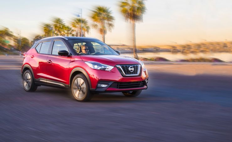 2018 Nissan Kicks SUV Arrives to Replace the Juke
