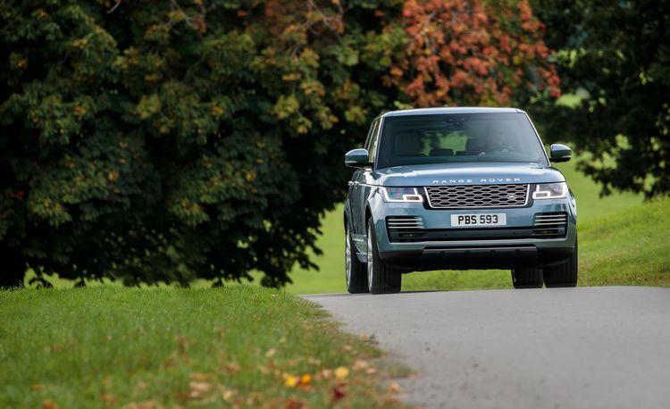 2018 Range Rover: New Tech, More Comfort