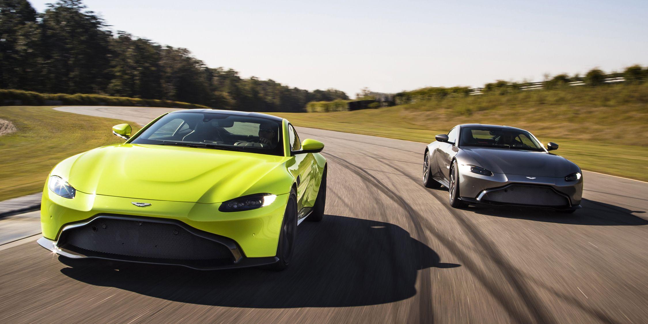 2019 Aston Martin Vantage Unveiled It S Stunning News Car And