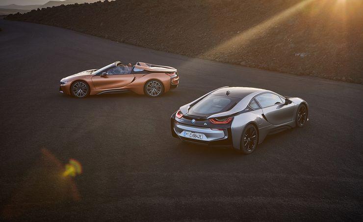 2019 BMW i8 Roadster: i-Opener