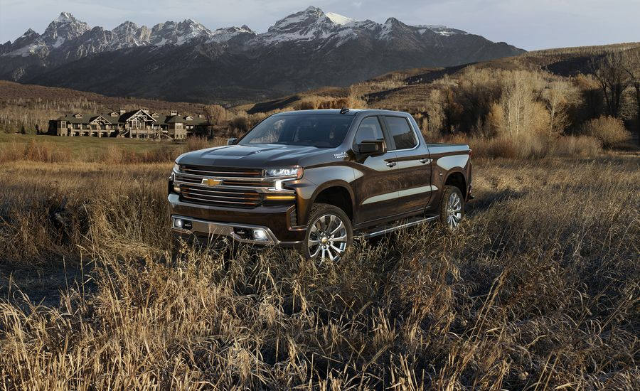 2019 chevrolet silverado 1500 photos and info news car. Black Bedroom Furniture Sets. Home Design Ideas
