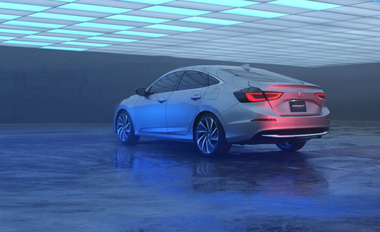 2019 Honda Insight Prototype: Round Three for Honda's Hybrid