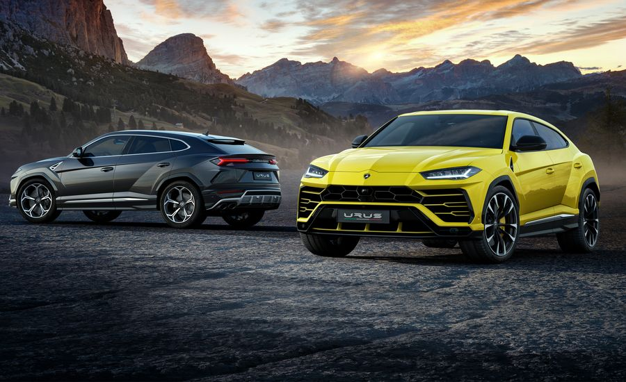 The 2019 Lamborghini Urus Truly Is the Lambo of SUVs