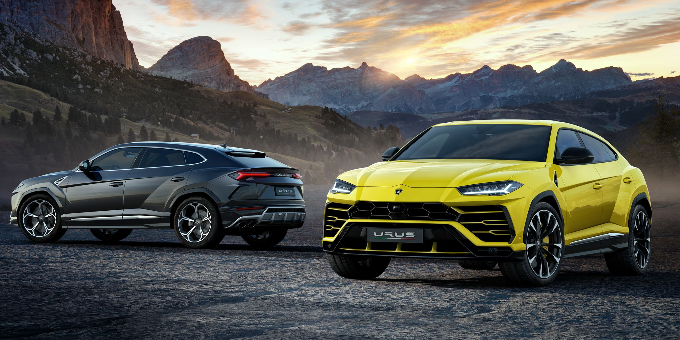 2019 Lamborghini Urus Suv Arrives With 641 Hp News Car And Driver