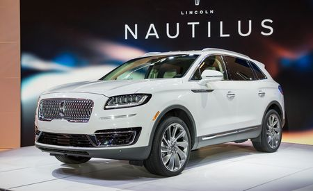 2019 Lincoln Nautilus Replaces the MKX