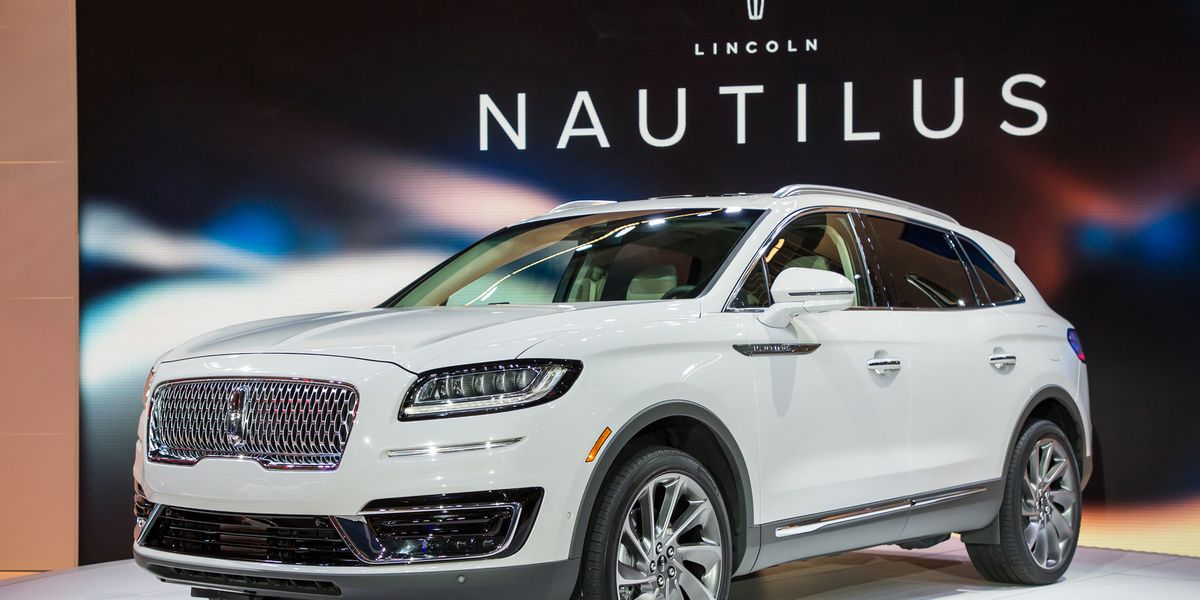 2019 Lincoln Nautilus Suv Replaces The Mkx News Car And Driver