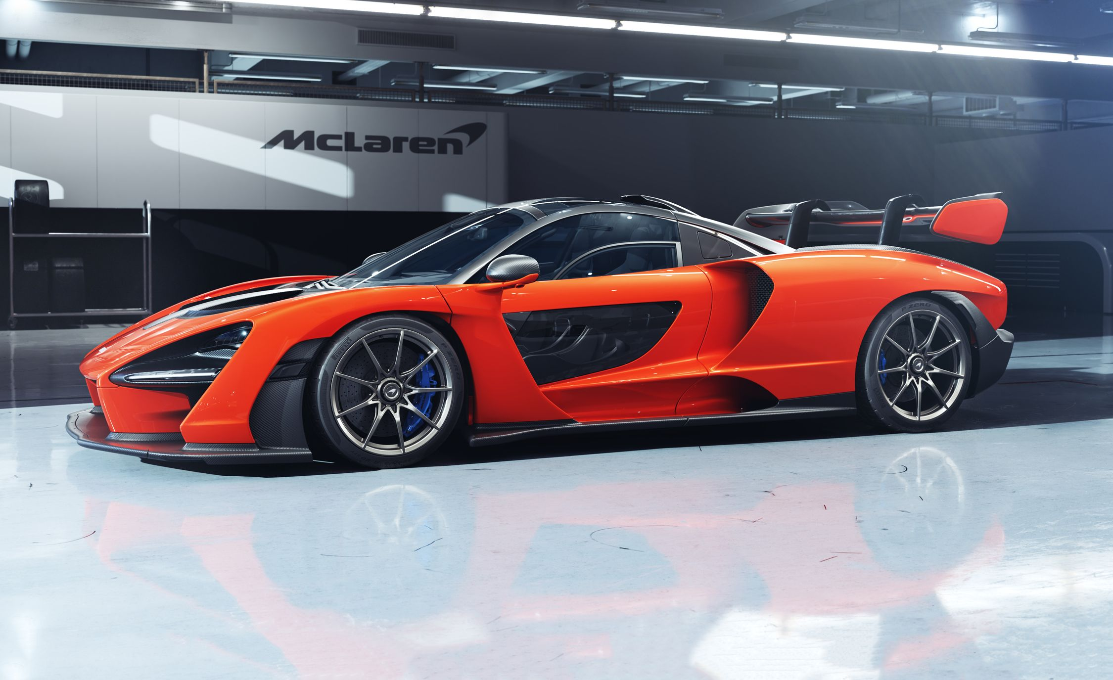 2019 mclaren senna hypercar official photos and info | news | car