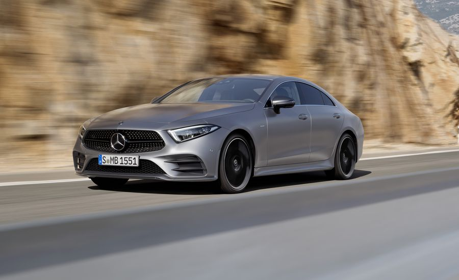 2019 Mercedes Benz Cls Cl Pretty Again And Ed By An Inline