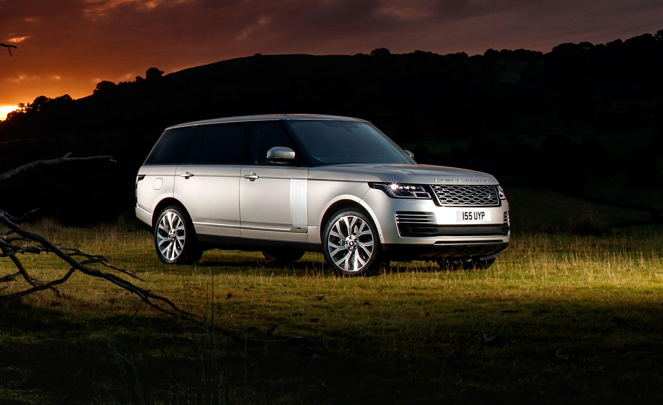 19 Range Rover