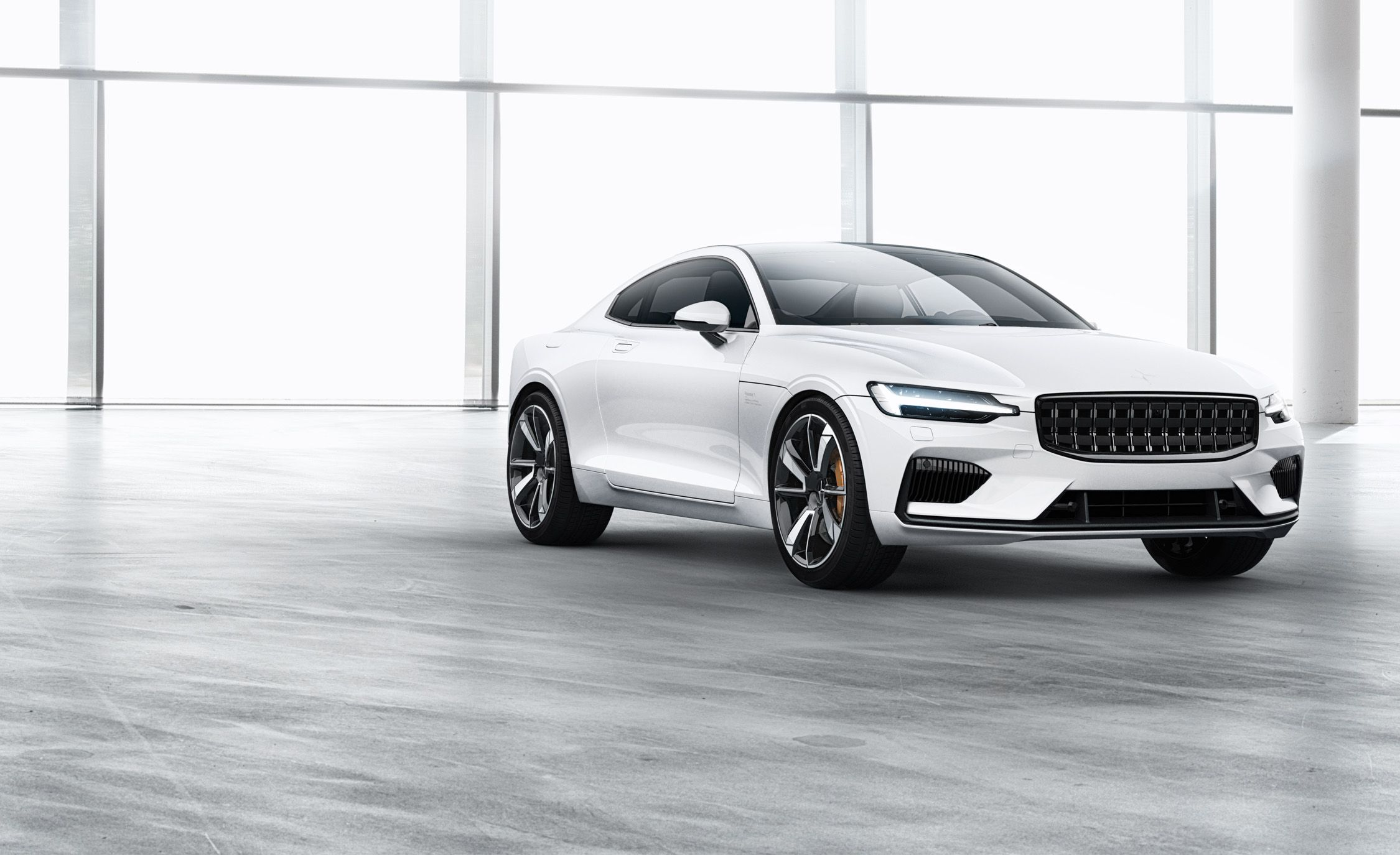 2020 Polestar 1: The S90 Coupe Volvo Won't Build