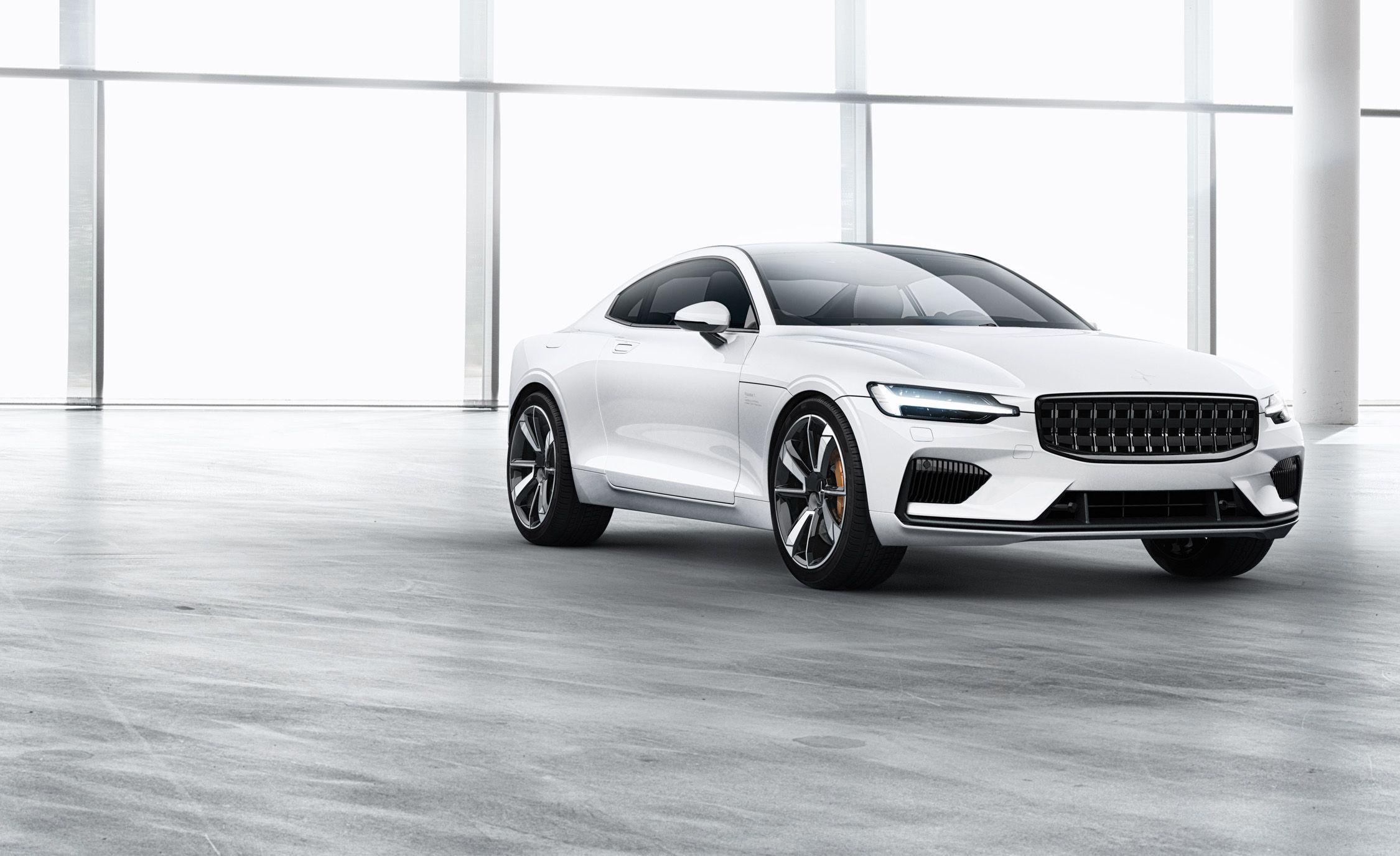 2020 Polestar 1: The S90 Coupe Volvo Won't Build