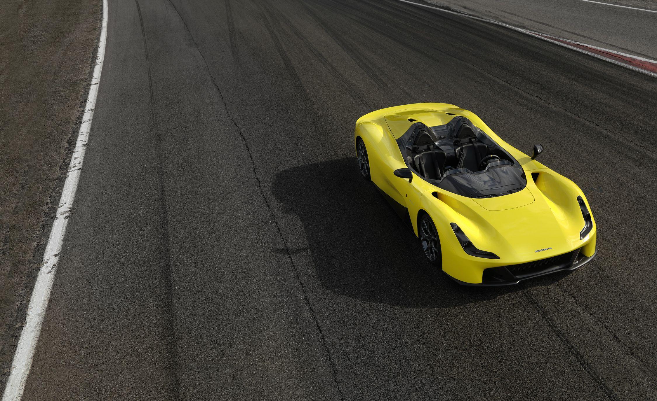 Dallara Stradale: A Road Car from a Huge Name in Motorsport