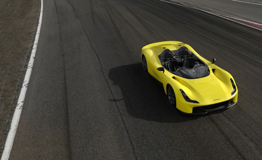Dallara Stradale: A Road Car from a Huge Name in Motorsport