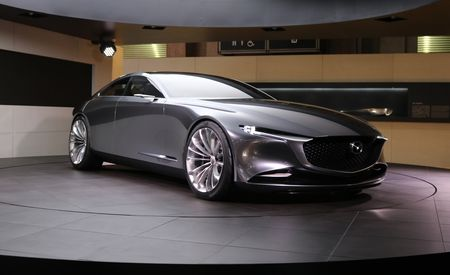 Mazda Vision Coupe Concept: A Gorgeous Signal of Aspirations