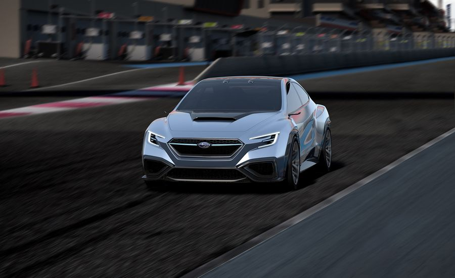 Subaru Viziv Performance Concept: Rex Is Back in Effect