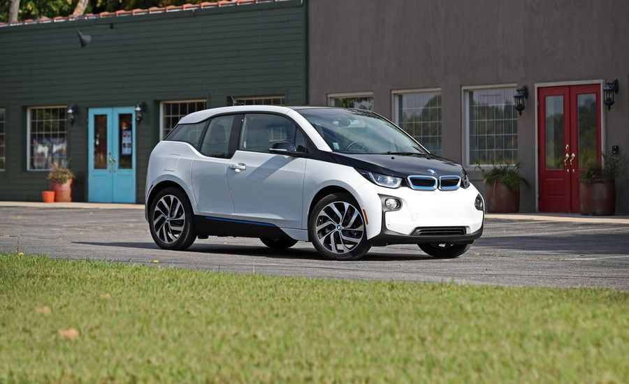 2017 bmw i3 ev test review car and driver. Black Bedroom Furniture Sets. Home Design Ideas