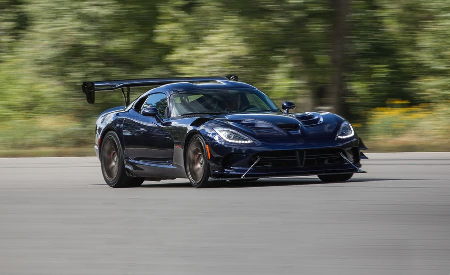 2017 Dodge Viper ACR Test | Review | Car and Driver