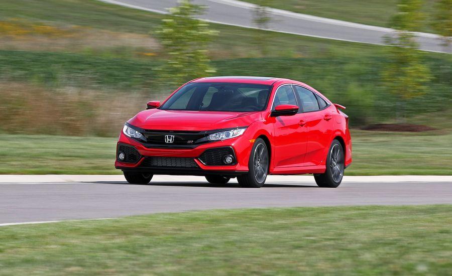 Goodyear Eagle Sport All Season Review >> 2017 Honda Civic Si Sedan Test | Review | Car and Driver