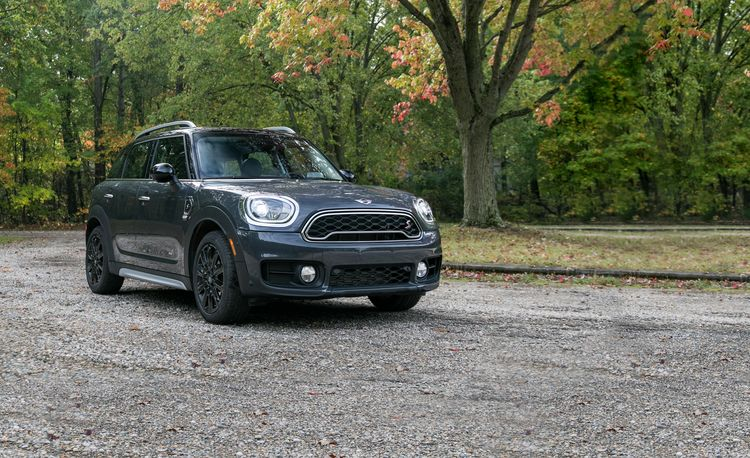 2017 Mini Cooper S Countryman All4 Manual