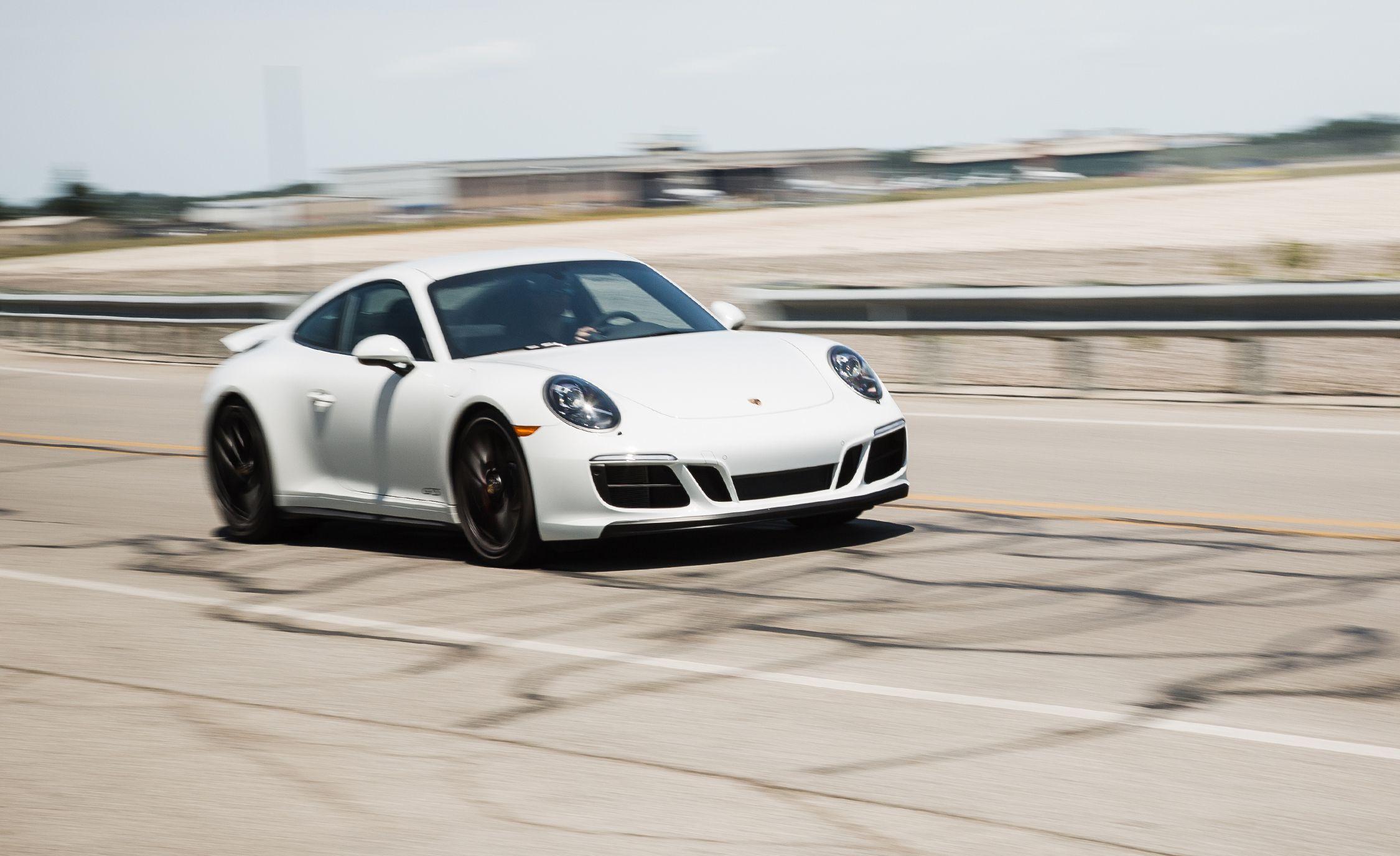 2017 Porsche 911 Carrera GTS PDK Automatic