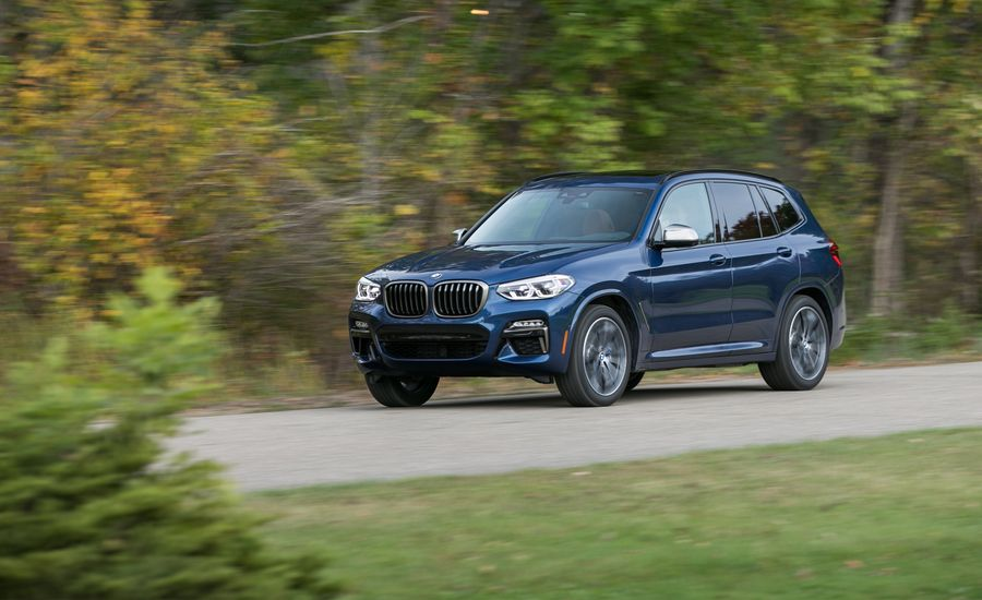 2018 bmw x3 m40i test review car and driver. Black Bedroom Furniture Sets. Home Design Ideas