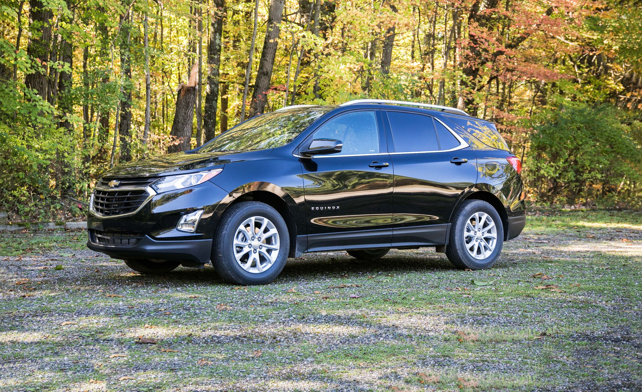 2018 Chevrolet Equinox Diesel Awd Test Review Car And Driver