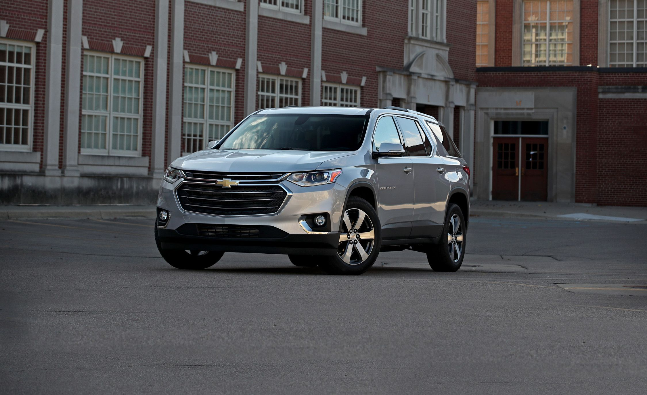 2018 Chevrolet Traverse V-6 FWD
