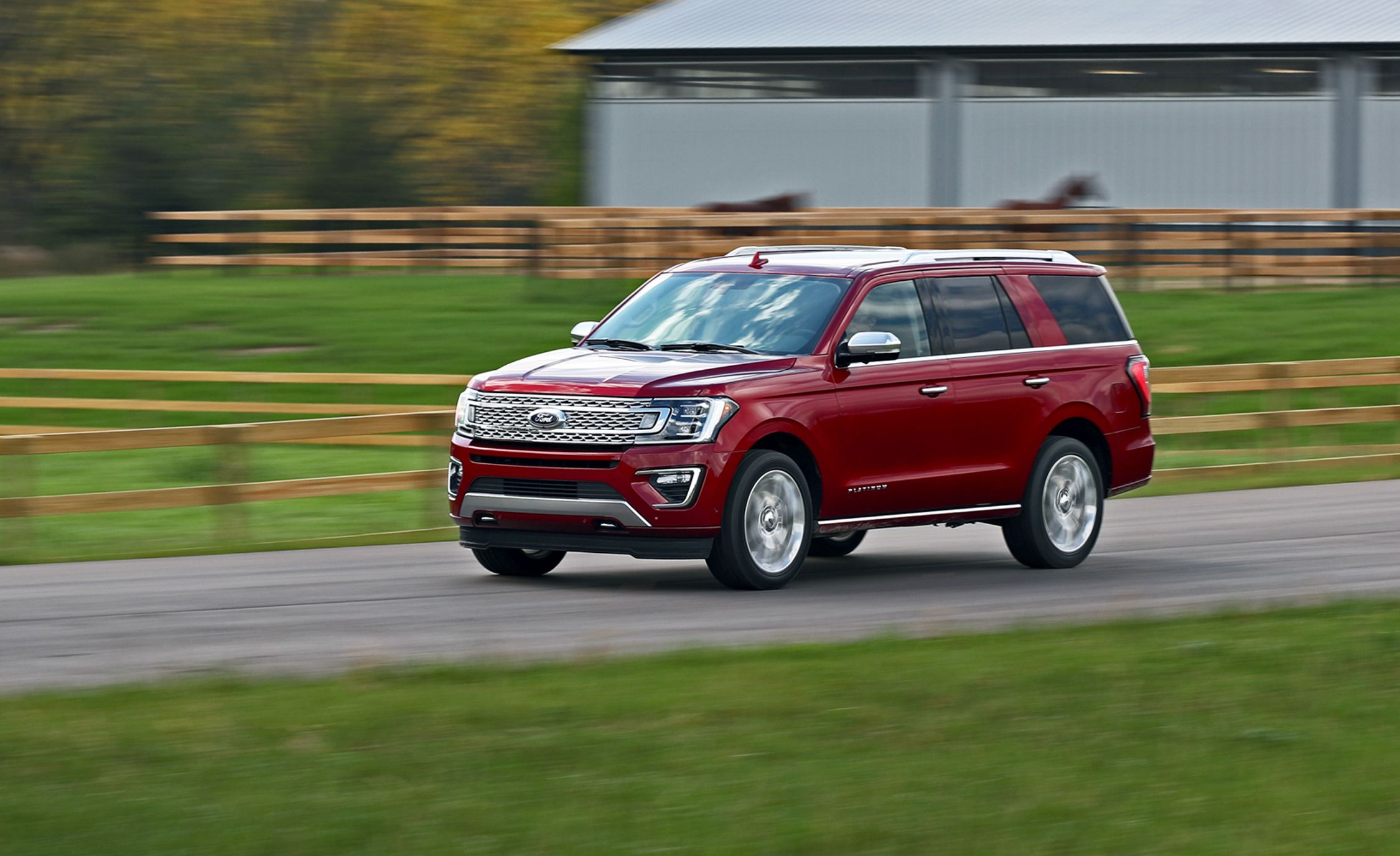 2018 ford expedition expedition max engine and transmission review car and driver