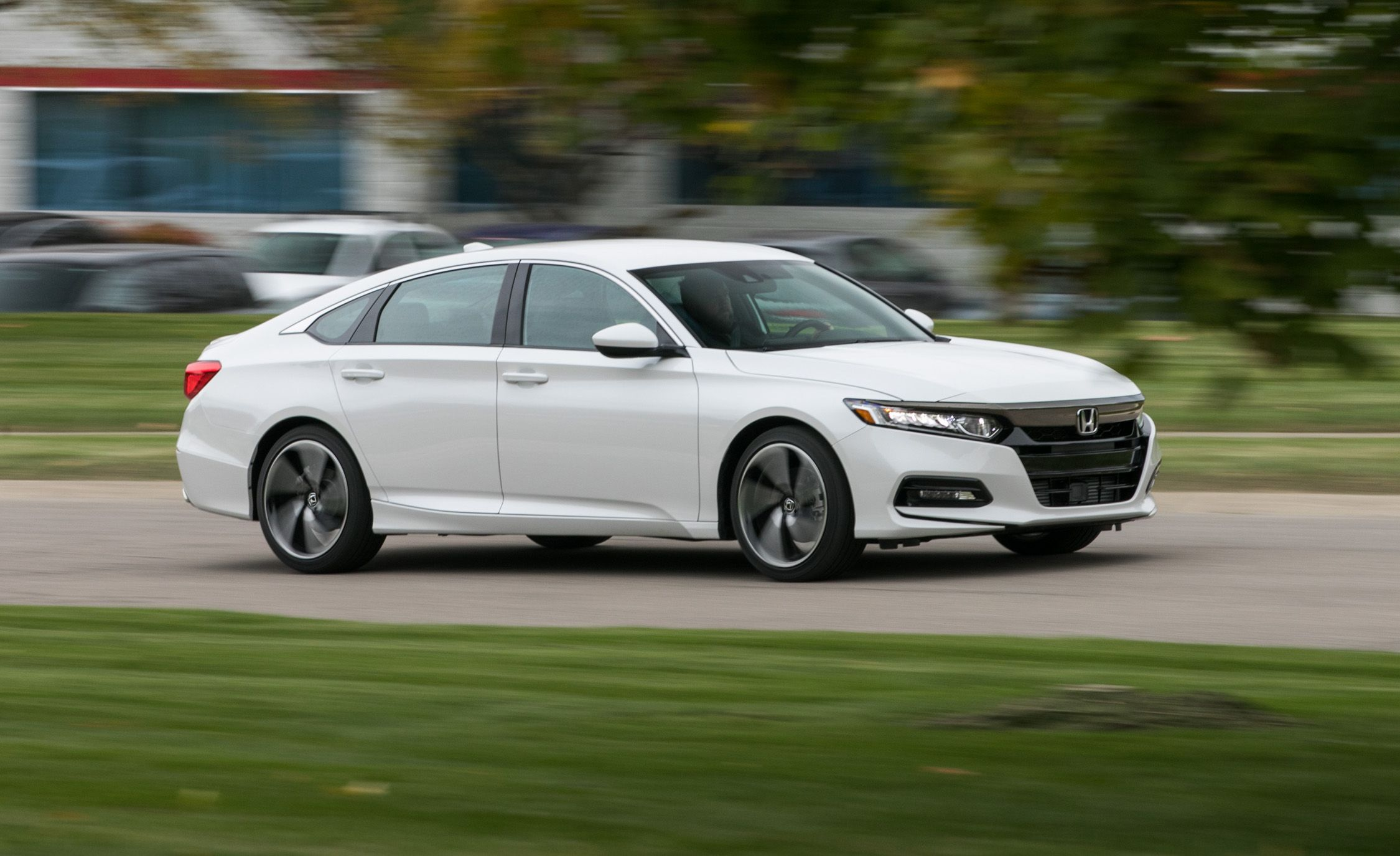 2018 Honda Accord Sport 1 5t Manual Review Car And Driver