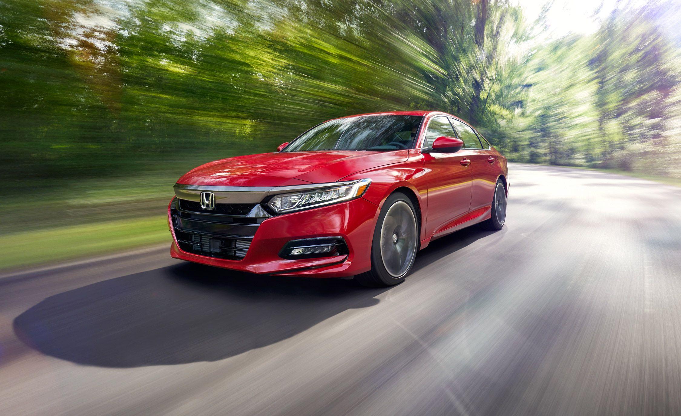 2018 Honda Accord Sport 2 0T Manual Test Review