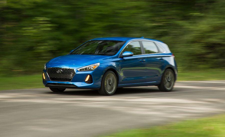 2018 Hyundai Elantra GT Sport Manual Test | Review | Car and Driver