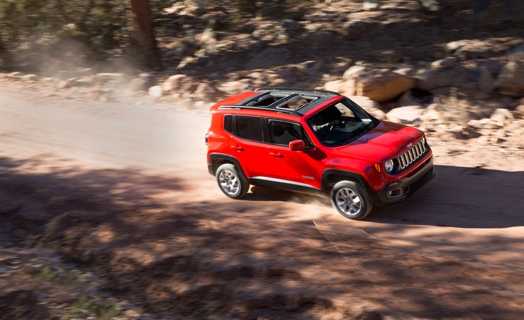 2016 jeep renegade review car and driver. Black Bedroom Furniture Sets. Home Design Ideas