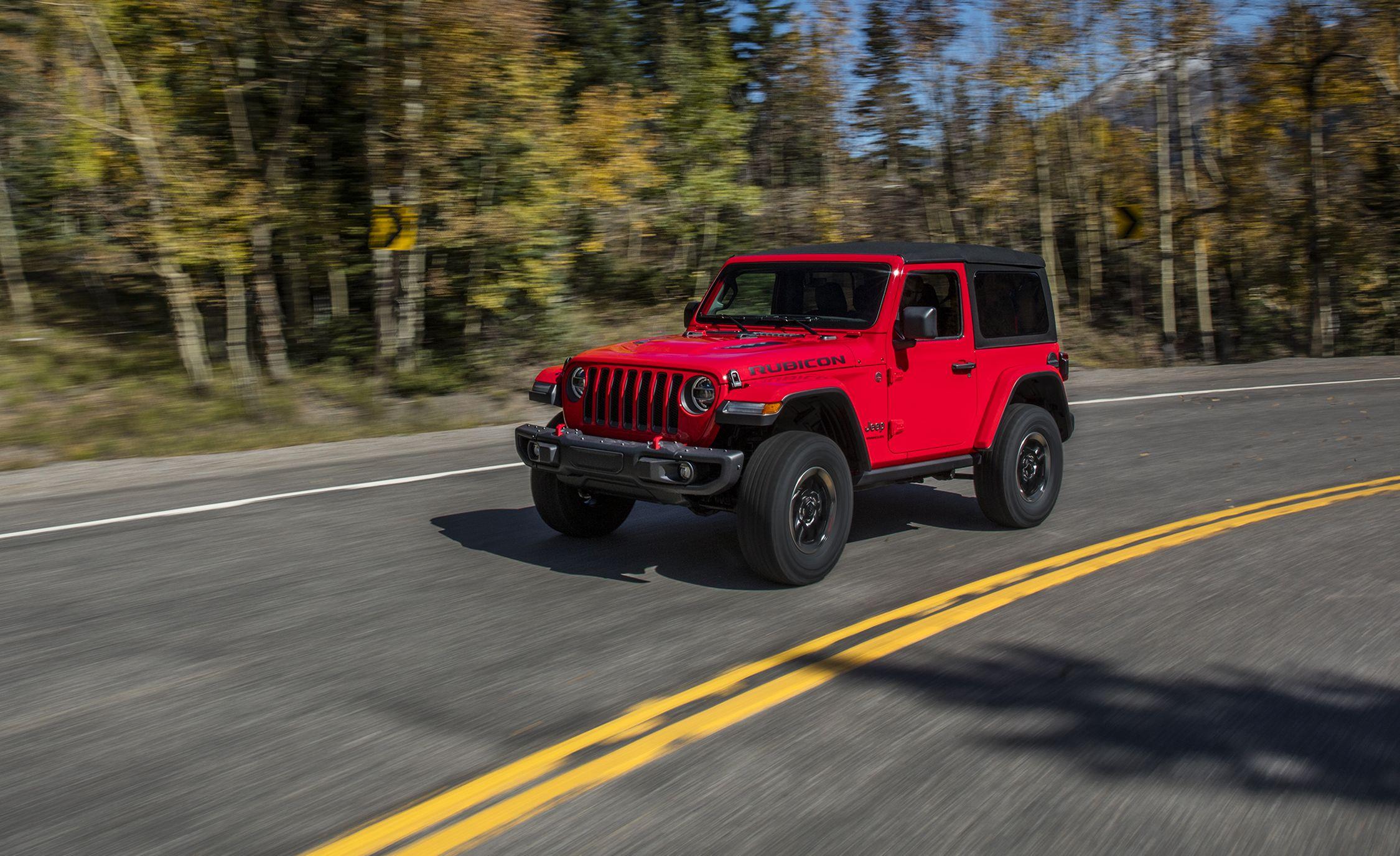 2018 jeep wrangler first drive review car and driver rh caranddriver com jeep wrangler jk manual transmission problems 2017 jeep wrangler manual transmission problems