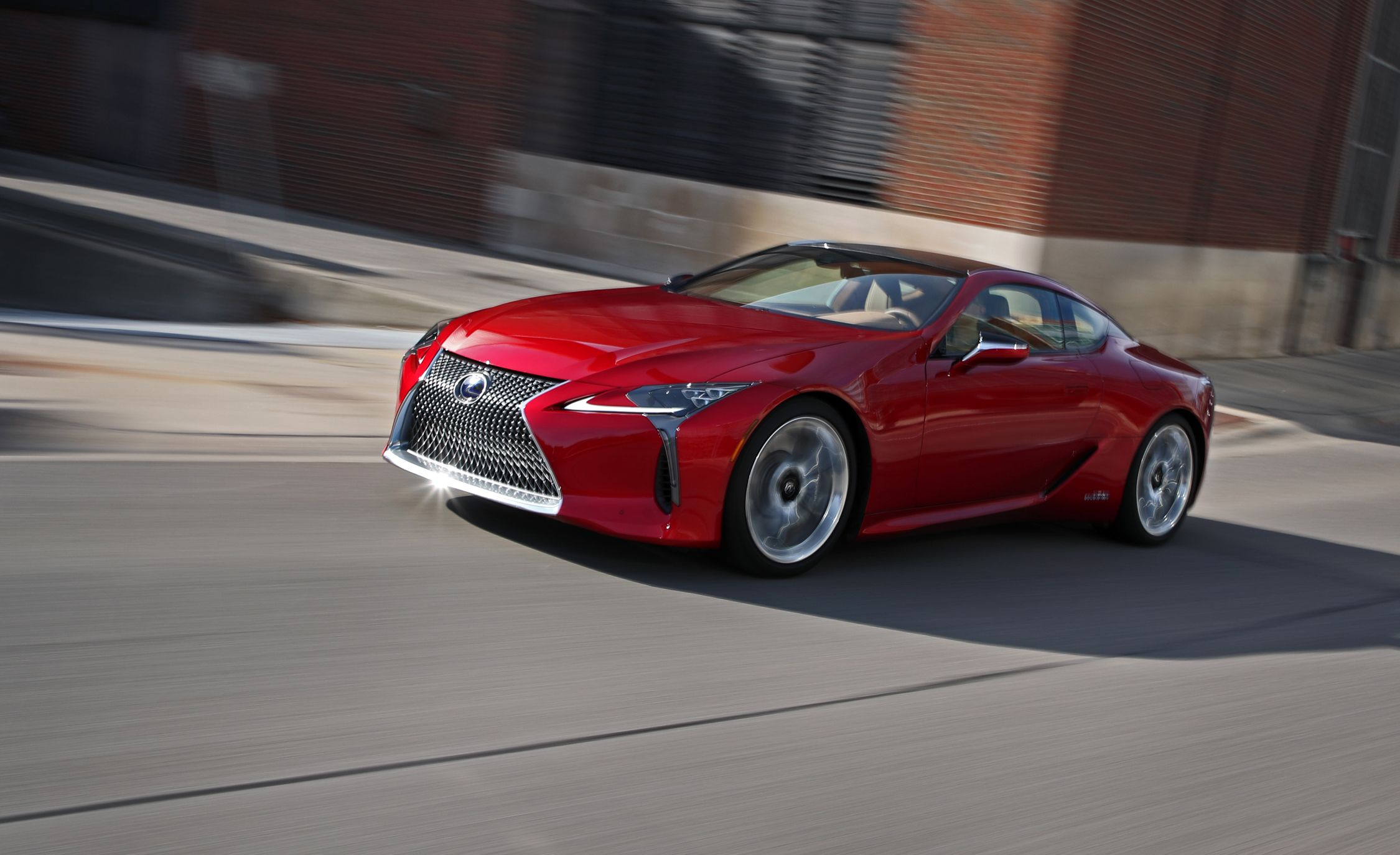 Hybrid Pickup Trucks >> 2018 Lexus LC500h Hybrid Test | Review | Car and Driver