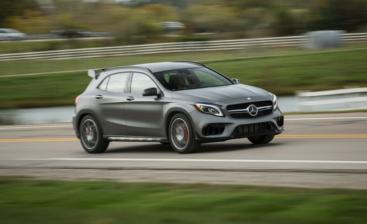2018 Mercedes-AMG GLA45 4Matic