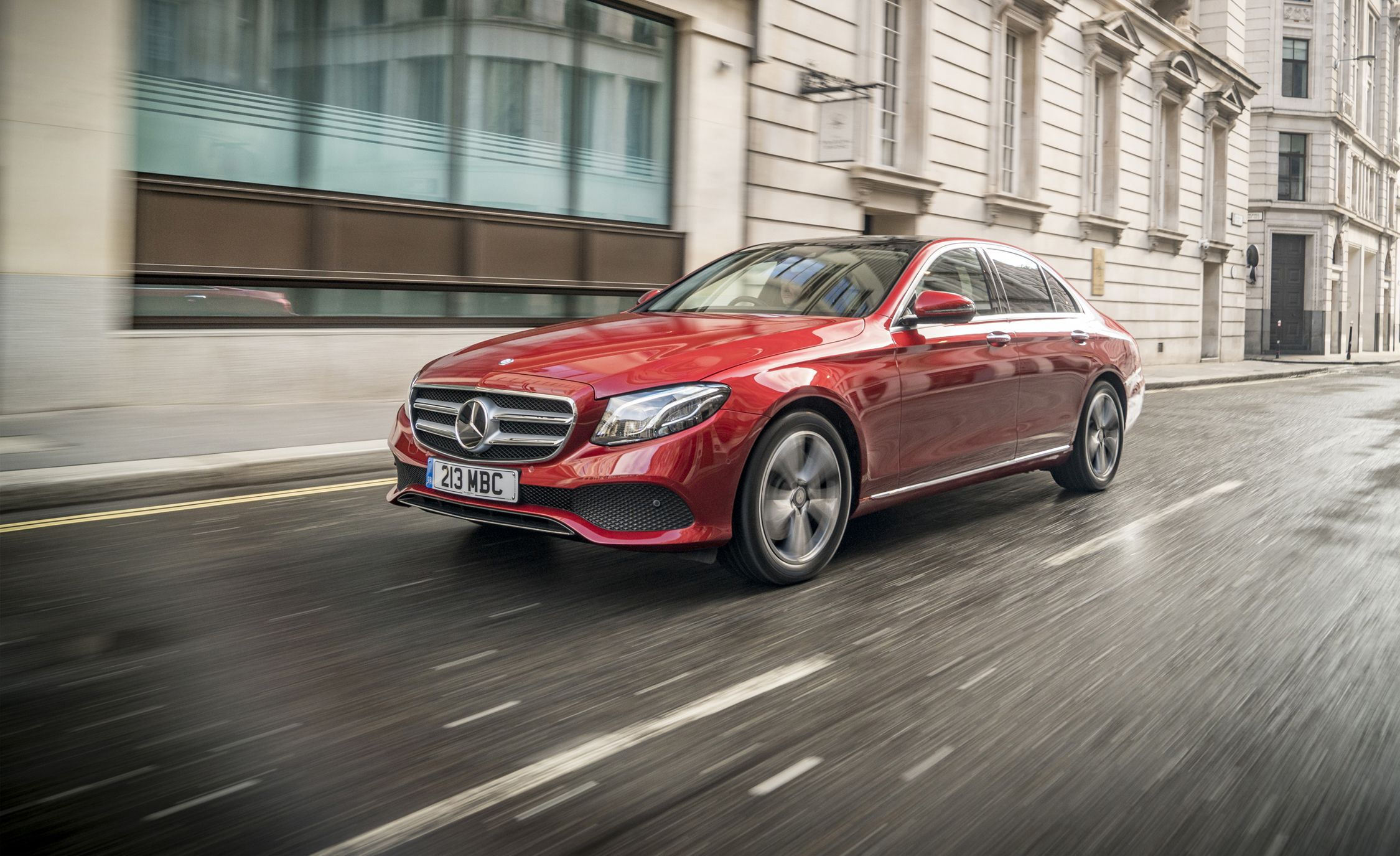2018 Mercedes Benz E Class Diesels First Drive Review Car And Driver