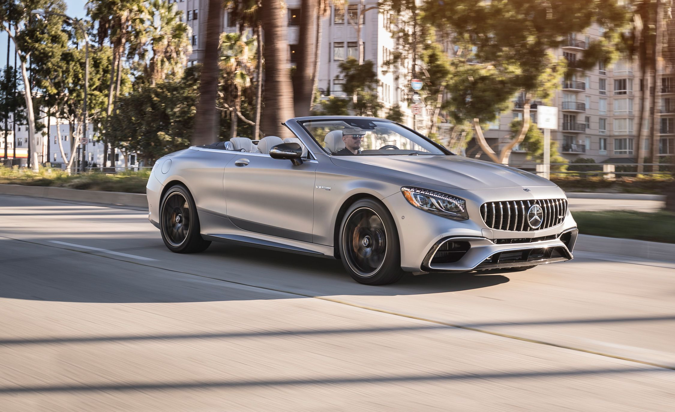 2018 Mercedes-Benz / Mercedes-AMG S-class Coupe and Cabriolet