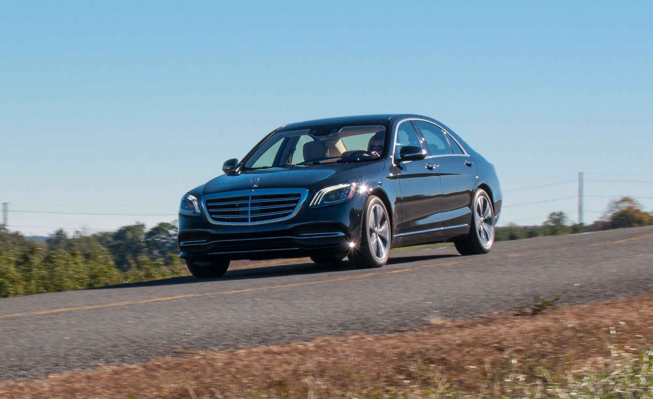2018 Mercedes Benz S450 First Drive Review