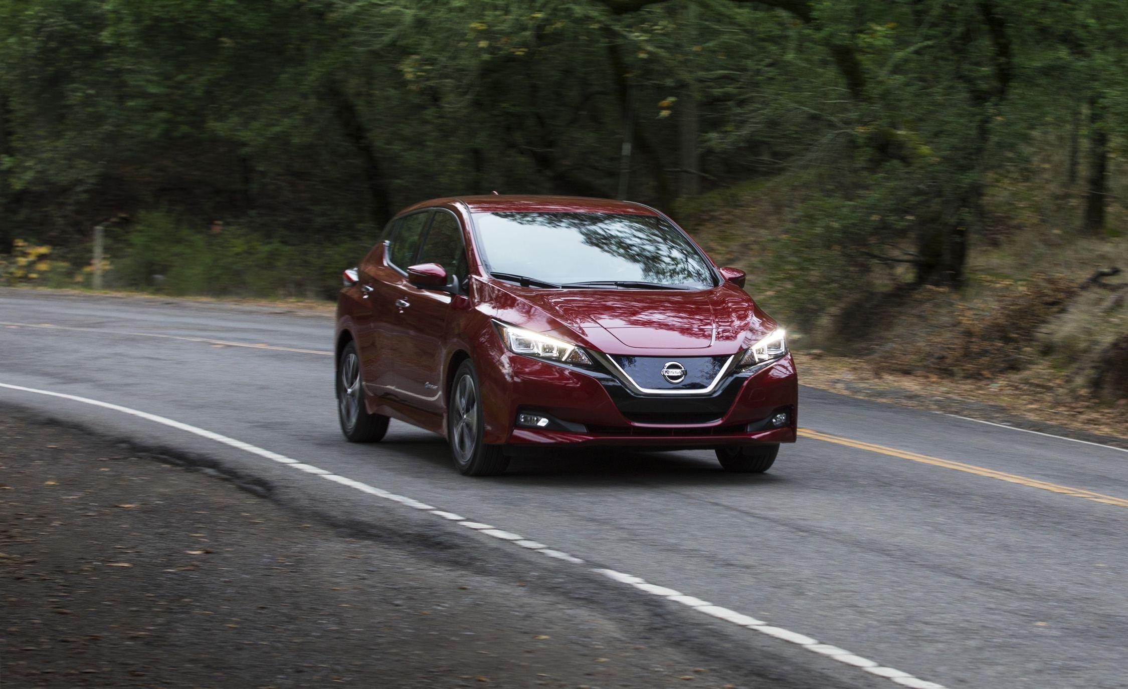 Delightful 2018 Nissan Leaf