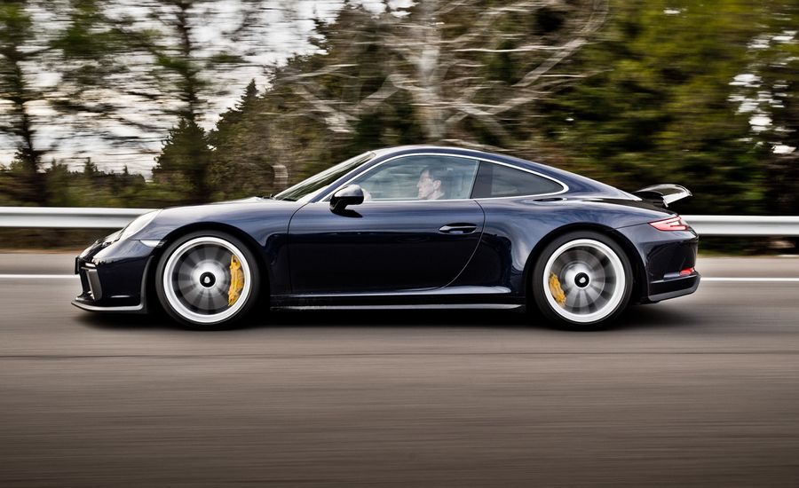 Porsche GT With Touring Package First Drive Review - Car and driver