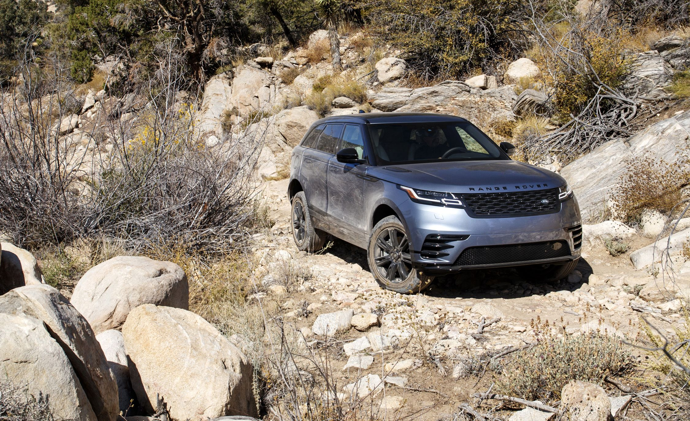 2018 Range Rover Velar Diesel Euro-Spec