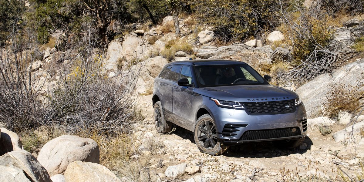 2018 Range Rover Velar Diesel Euro Spec First Drive Review Car