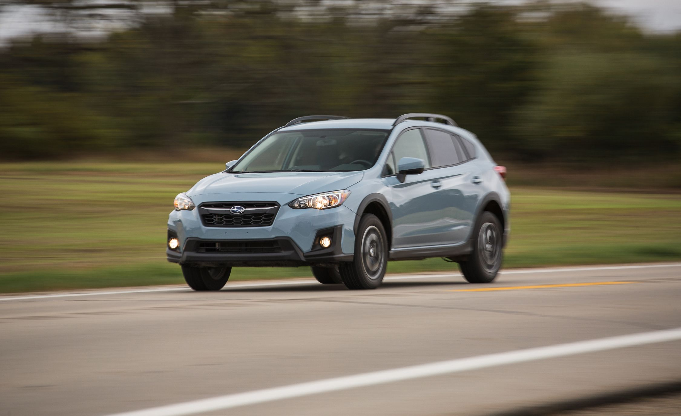 2018 Subaru Crosstrek Manual Test Review