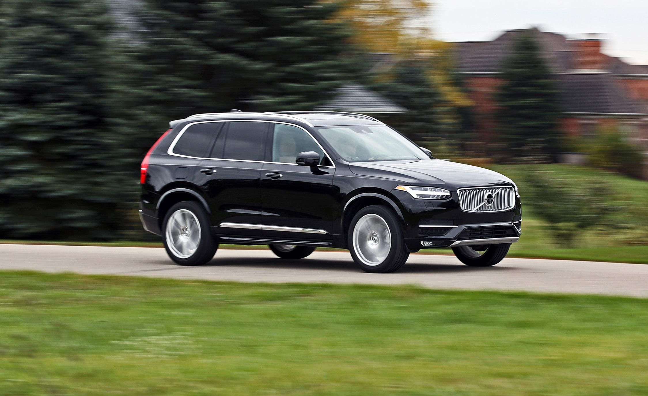 2018 Volvo Xc90 Review Car And Driver