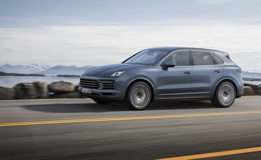 2019 Porsche Cayenne First Drive | Review | Car and Driver
