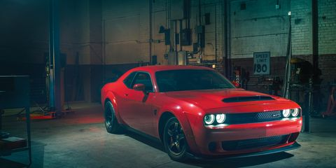 A Brief Message To All Dodge Demon Buyers Column Car And Driver