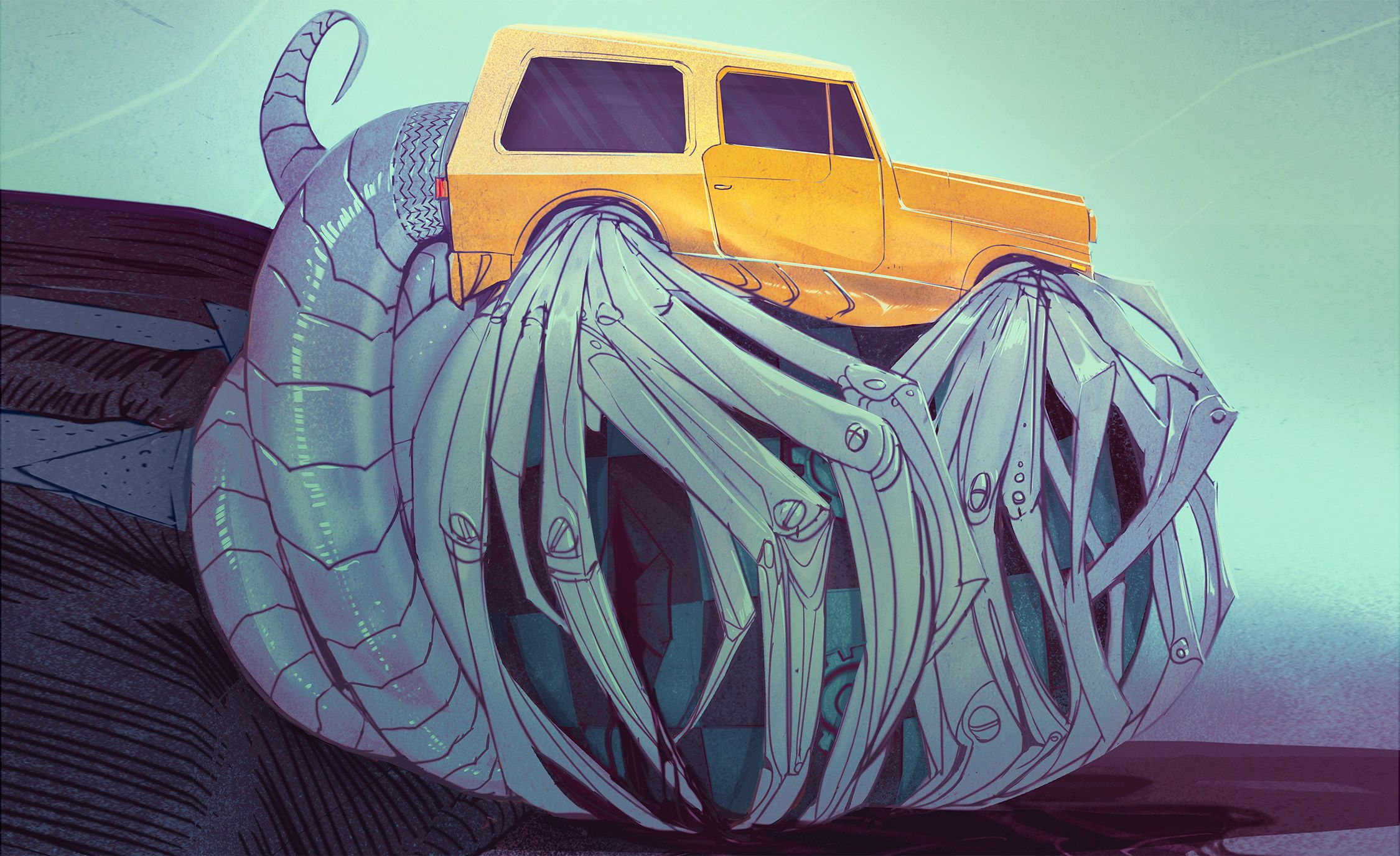 It's a Black-Widow Thing: Why Does Every Company that Owns Jeep Die?