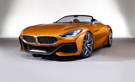 BMW Concept Z4 Dissected: Styling, Powertrain, Interior, and More!