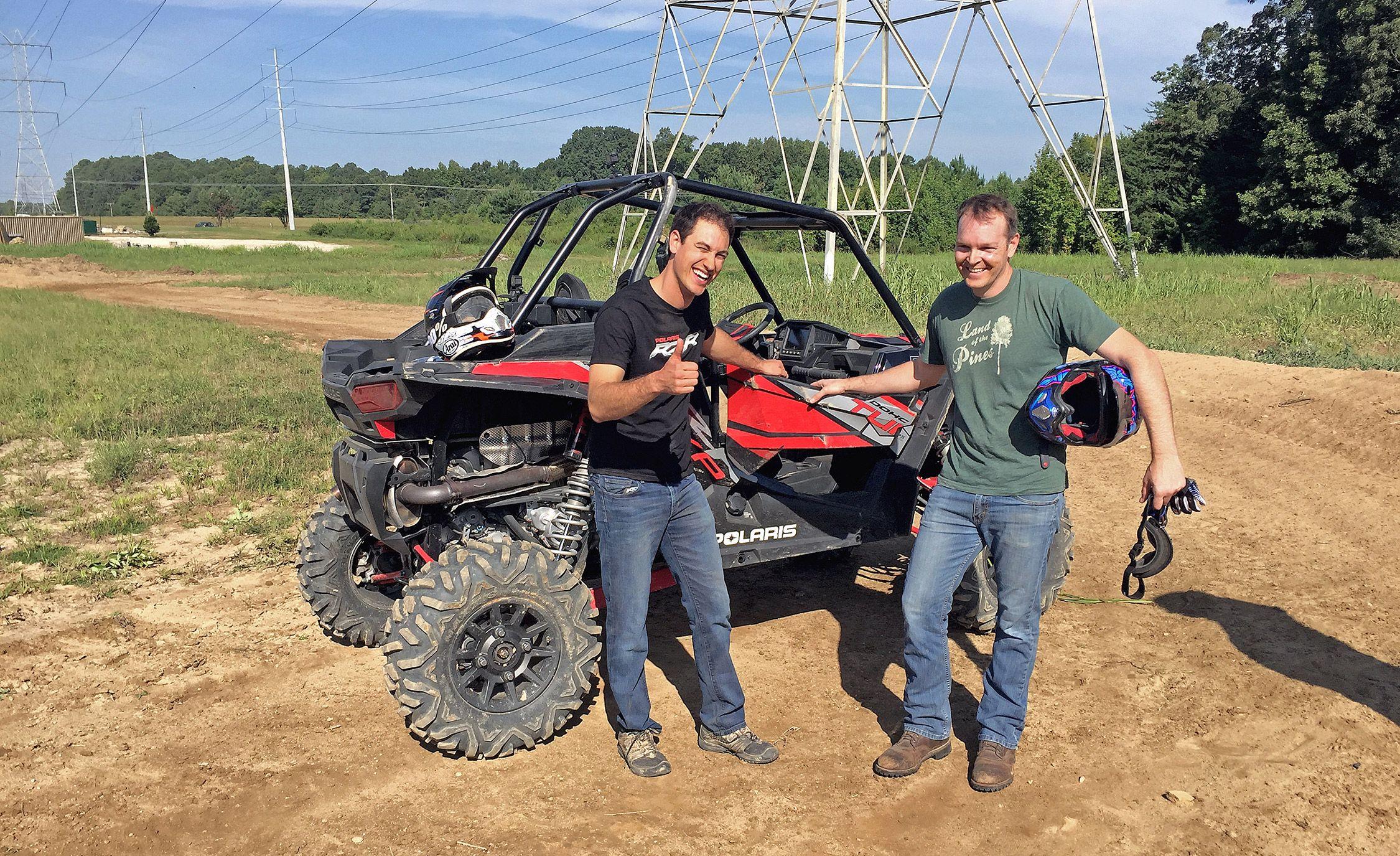 ATV paro John Deere Gator XUV vs Polaris Ranger RZR Tomcar TM5